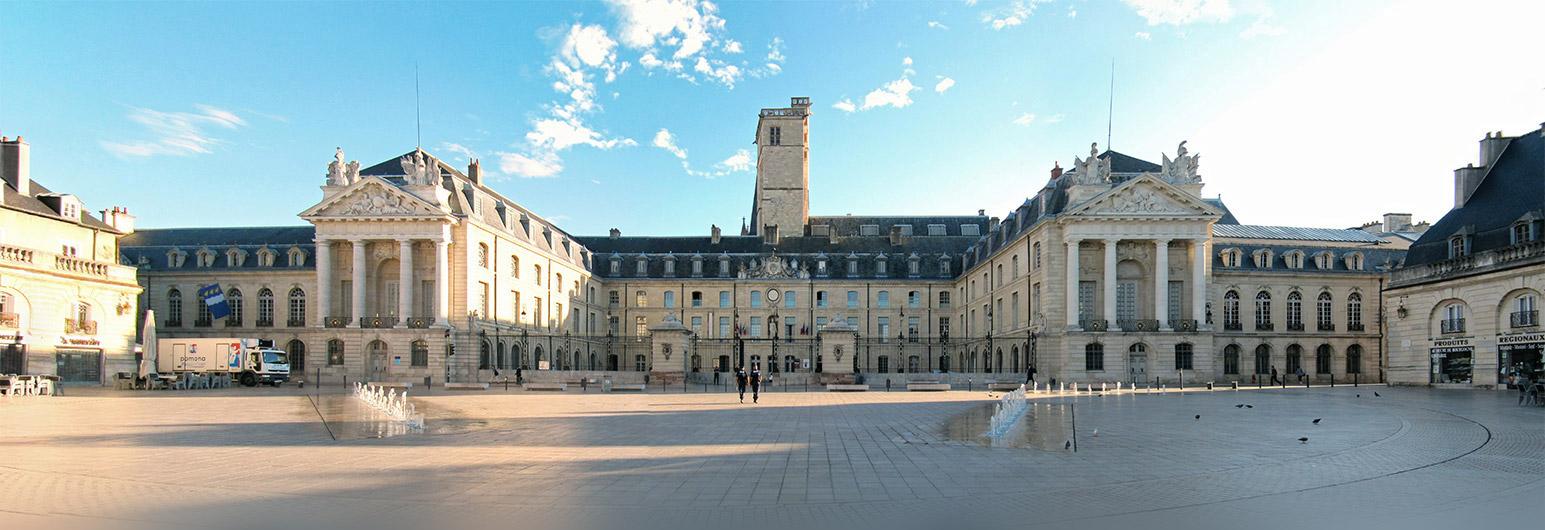 panorama de Dijon